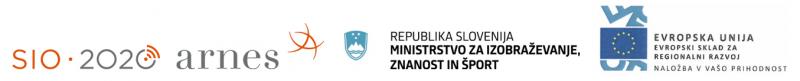 Program nadaljnje vzpostavitve IKT infrastrukture v vzgoji in izobraževanju, 2018