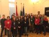 Predstavitev projekta v Bruslju, december 2019